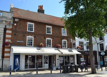 Thumbnail 2 bed flat to rent in Market Place, Hitchin