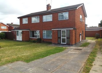 Thumbnail 3 bed semi-detached house to rent in Patterdale Drive, Loughborough