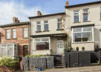 Thumbnail 2 bed terraced house for sale in Redland Street, Newport