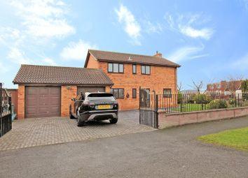 Thumbnail 4 bed detached house for sale in Ffordd Y Berllan, Towyn, Abergele