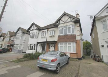Thumbnail 2 bedroom flat to rent in Ambleside Drive, Southend On Sea, Essex