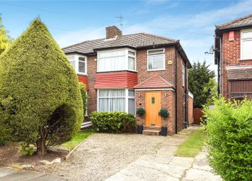 Thumbnail 3 bedroom semi-detached house for sale in Ladycroft Walk, Stanmore, Middlesex