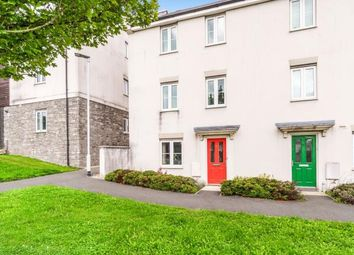 Thumbnail 4 bed end terrace house for sale in Pennycomequick, Plymouth, Devon