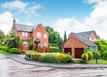Thumbnail 4 bed detached house for sale in Salter Grange, Abbots Bromley, Rugeley