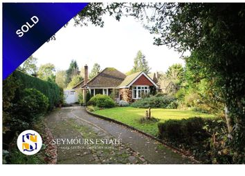 Thumbnail 3 bed bungalow for sale in Guildford Road, Cranleigh