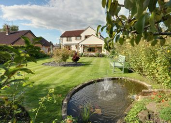 Thumbnail 4 bed detached house for sale in With Separate Annex, New Road, Bream, Lydney, Gloucestershire