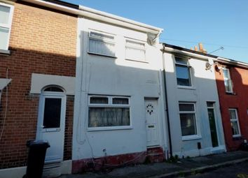 Thumbnail 2 bed terraced house for sale in Alma Street, Gosport