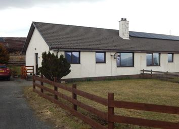 Thumbnail 3 bed semi-detached bungalow for sale in Achachork, Portree, Isle Of Skye