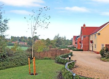 Thumbnail 4 bed semi-detached house for sale in Brownes Grove, Loddon, Norwich, Norfolk