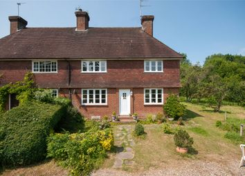 Thumbnail 3 bed semi-detached house for sale in Cleveland Farm Cottages, Westhumble Street, Westhumble, Dorking