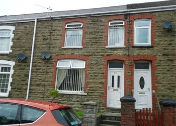 Thumbnail 3 bed terraced house to rent in Victoria Street, Caerau, Maesteg