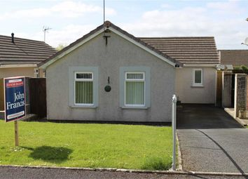 Thumbnail 2 bed detached bungalow for sale in Millfields Close, Pentlepoir, Saundersfoot