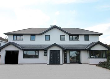 Thumbnail 4 bed detached house for sale in Clevedon Road, Failand, North Somerset