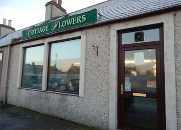 Thumbnail Commercial property for sale in West Cathcart, Buckie, Moray