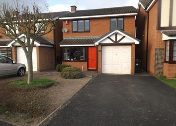Thumbnail 3 bed detached house for sale in Cutty Sark Drive, Stourport-On-Severn, Worcestershire