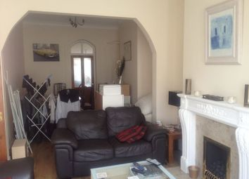 Thumbnail 3 bedroom terraced house to rent in Radnor Road, Canton, Cardiff