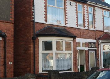 Thumbnail 3 bed semi-detached house for sale in Stanley Road, Nottingham