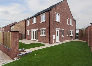 Thumbnail 4 bed detached house for sale in Strettea Lane, Shirland, Alfreton