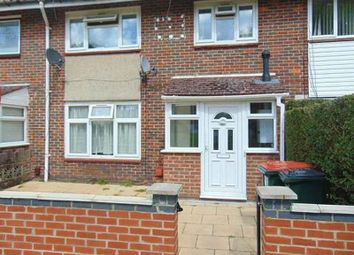 Thumbnail 4 bed terraced house for sale in Poplar Close, Langley Green, Crawley, West Sussex