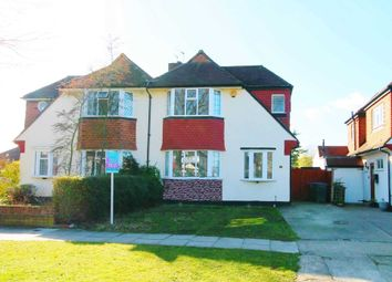 Thumbnail 4 bed semi-detached house to rent in South Lane, New Malden
