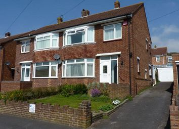 Thumbnail 3 bed property for sale in Cranborne Road, East Cosham, Portsmouth