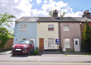 Thumbnail 2 bed terraced house for sale in Ongar Road, Brentwood, Essex