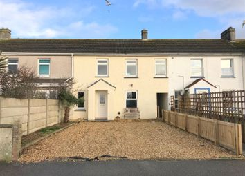 Thumbnail 3 bed terraced house to rent in Cross Close, Newquay