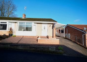 Thumbnail 2 bed bungalow for sale in Grasmere Road, Chester Le Street