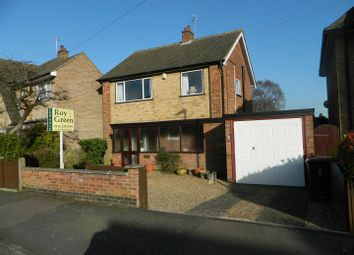 Thumbnail 3 bedroom property for sale in Charles Drive, Anstey, Leicester