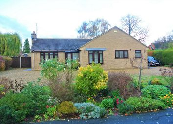 Thumbnail 3 bed detached bungalow for sale in Galletly Close, Bourne, Lincolnshire