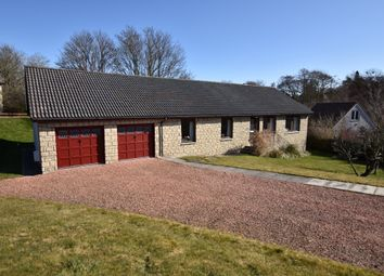 Thumbnail 3 bed detached bungalow for sale in Loanfoot Park, Aberuthven