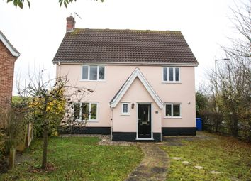 Thumbnail 4 bed detached house for sale in Roman Way, Halesworth