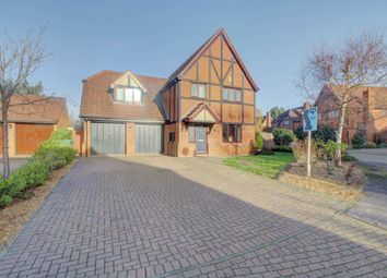Thumbnail 5 bed detached house for sale in Berrystead, Caldecotte, Milton Keynes