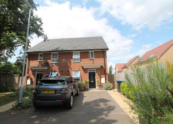 Thumbnail 3 bedroom semi-detached house to rent in Sparrowhawk Place, Hatfield