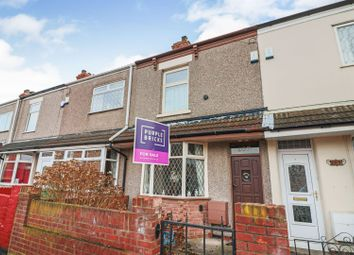 2 bed terraced house for sale in Lovett Street, Cleethorpes DN35