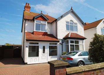Thumbnail 4 bed detached house for sale in Sea View Road, Skegness