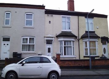 Thumbnail 3 bed terraced house to rent in Thynne Street, West Bromwich