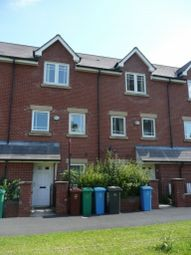 Thumbnail 4 bed terraced house to rent in Bold Street, Hulme, Manchester