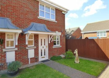 Thumbnail 2 bed property for sale in Cagney Close, Wainscott, Rochester
