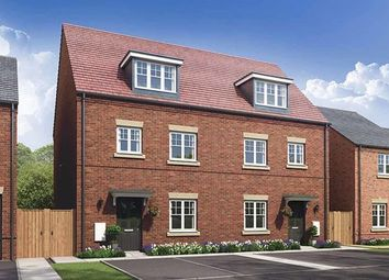 Thumbnail 4 bed semi-detached house for sale in Harworth, South Yorkshire