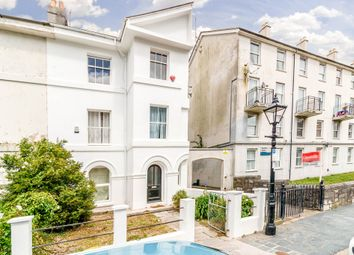 Thumbnail 2 bed flat for sale in Wyndham Square, Plymouth