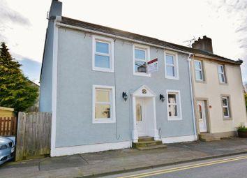 Thumbnail 3 bed semi-detached house for sale in Main Street, Distington, Workington