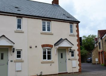 Thumbnail 2 bedroom end terrace house to rent in Coles Close, Wincanton
