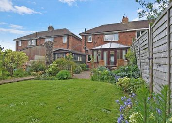 Thumbnail 2 bed semi-detached house for sale in Northway Road, Wick, Littlehampton, West Sussex