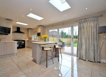 Thumbnail 3 bed detached house for sale in Newport Road, New Bradwell, Milton Keynes