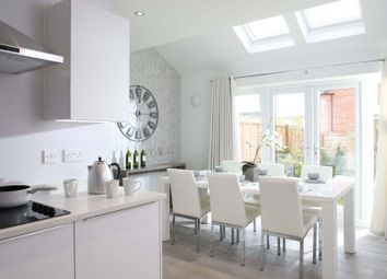 """Thumbnail 3 bedroom semi-detached house for sale in """"The Acton"""" at Deardon Way, Shinfield, Reading"""
