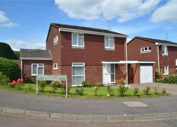 Thumbnail 3 bed detached house for sale in Sutherland Grove, Calcot, Reading, Berkshire