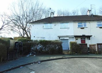 Thumbnail 3 bed semi-detached house for sale in Stanhope Road, Salford