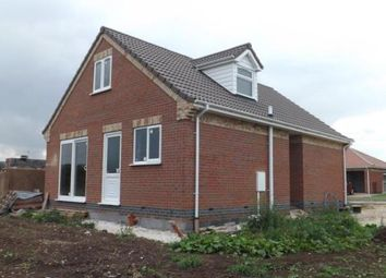 Thumbnail 2 bed bungalow for sale in Chapel St Leonards, Skegness