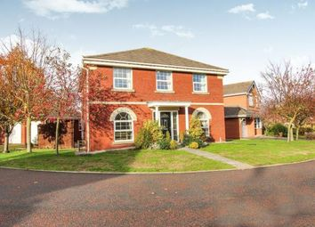Thumbnail 4 bed detached house for sale in Crofters Walk, Lytham St Annes, Lancashire, England